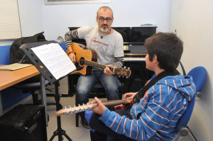 Escola municipal de musica classes