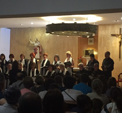 """Concert  Orquestra """"Ocell"""" i la Coral """"Sons i Veus"""""""